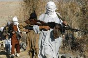 Taliban Serang Markas Polisi Afghanistan, Tiga Tewas