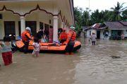 Ratusan KK di Ciamis Terdampak Banjir, Tim SAR Sisir Perkampungan