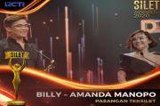 Billy Syahputra-Amanda Manopo Jadi Pasangan Tersilet 2020