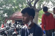 Ngaku Mahasiswa UNJ, Pencopet Ini Tak Berkutik Digelandang Polisi
