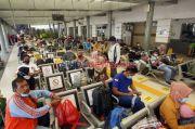 9.696 Penumpang KA Tinggalkan Jakarta dari Tiga Stasiun
