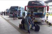 Libur Panjang, Penumpang Bus Tujuan Luar Kota Meningkat