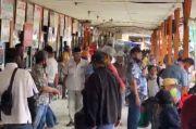 Belum Ada Penumpukan Penumpang, Terminal Kalideres Tetap Siapkan Bus Tambahan