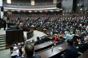 Parlemen Turki Bersatu Kecam Pernyataan Macron tentang Kartun Nabi