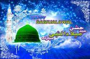 Ya Nabi Salam Alayka! Semua Malaikat Turun Bertasbih dan Berhala Pun Tumbang