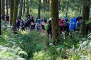 Sekitar 7.000 Pendaki di Gunung Bawakaraeng Peringati Hari Sumpah Pemuda