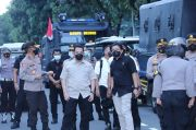 Aksi Demo Tolak UU Cipta Kerja di 61 Titik Berlangsung Aman, Tidak Ada yang Ditangkap