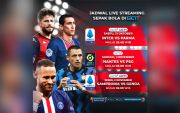Jadwal Live Streaming Sepak Bola di RCTI Plus, Sabtu-Senin (2/11/2020)