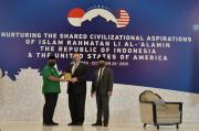 Di Acara GP Ansor, Menlu AS Bicara Soal Toleransi dan Puji Peran NU