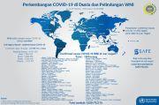 Update WNI Covid-19 di Luar Negeri: 1.220 Sembuh, 153 Meninggal