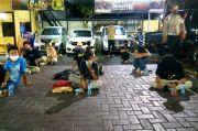 Dijemput Orang Tua, 11 Remaja yang Diamankan Polisi Dipulangkan
