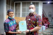 Anggota DPRD DKI Ini Kembali Bantu Warga Jakarta Barat Urus Sertifikat PTSL