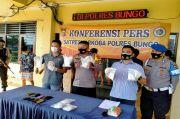 Bandar Sabu Aceh Dibekuk Tim Srigala Codet Polres Bungo