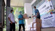Konsisten Bantu Masyarakat saat Pandemi, AHM Raih Penghargaan