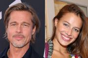 Tiga Bulan Pacaran, Brad Pitt dan Nicole Poturalski Dikabarkan Putus
