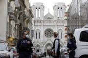 Meski Bersitegang, Turki Kutuk Serangan Teror di Prancis