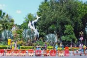 Kebun Binatang Surabaya Masih Jadi Jujukan Libur Panjang