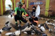 Gowes ke Objek Wisata di Kendal, Ganjar Cek Protokol Kesehatan