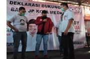Dukungan ke Bobby di Pilkada Medan Makin Kuat, Bara JP Ikut Deklarasi