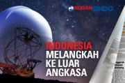 Indonesia Melangkah ke Luar Angkasa