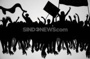Ini Penjelasan Polisi Soal Massa Demo Dibubarkan