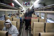 Hari Ketiga Liburan Panjang, Penumpang Kereta Naik 49 Persen