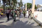 Langgar Protokol Kesehatan, Puluhan Pengunjung Ancol Diberi Sanksi Sosial
