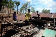 Angin Puting Beliung Hantam Wilayah Belu, Puluhan Rumah Rusak