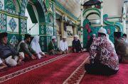 Subuh Berjamaah di Masjid Tertua Sungai Penuh, Al Haris Enggan Bicara Politik