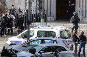 Ini Identitas Pelaku Serangan Pisau di Gereja Prancis