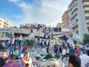 Gempa Kuat Guncang Laut Aegean, Getarkan Turki dan Yunani