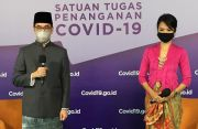 Relawan Covid-19, Bergerak Tanpa Berkumpul