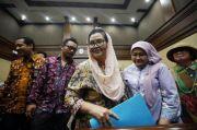 Siti Fadilah Supari Tiba di Rumah Tadi Pagi, Ini Kesaksian Warga