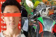 Ingin Tambah Uang Jajan, Pengangguran di Koja Nekat Curi Motor di Siang Bolong