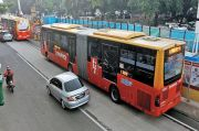 Berkat Transjakarta, Jakarta Raih Penghargaan Dunia di Bidang Transportasi