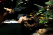 Dini Hari Pria Berambut Cepak Todongkan Airsoft Gun di Kelapa Dua