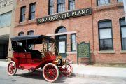 Kisah Mistis Pabrik Mobil Ford di Amerika Dikomersialisasi