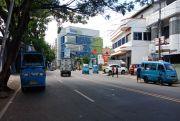 Libur Panjang, Sejumlah Ruas Jalan di Manado Masih Lengang
