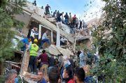 Korban Tewas Gempa Turki-Yunani 27 Orang, 800 Lebih Lainnya Terluka