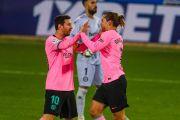 Griezmann Bantu Barcelona Terhindar dari Kekalahan di Kandang Alaves