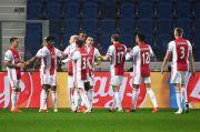 Ten Hag Bawa Ajax Samai Rekor Cruyff di Eredivisie
