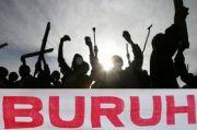 Istana dan MK Sasaran Utama, Besok Ribuan Buruh Demo Serentak di 24 Provinsi