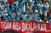 UMP Tak Naik, DPR Minta Pemerintah Beri Solusi Skema Bantuan Buruh