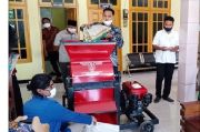 ITS Ciptakan Mesin Pencacah Bonggol Jagung untuk Tingkatkan Potensi Desa