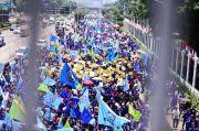Geruduk MK, Buruh Yakin Langkah Konstitusional Akan Berhasil