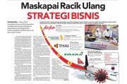 Maskapai Racik Ulang Strategi Bisnis