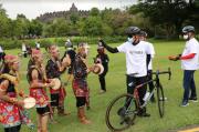 Tour de Borobudur Usai, Jateng Bersiap Gelar Borobudur Marathon