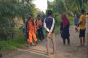 Tim Relawan di Langkat Terus Mencari Anak yang Hilang di Perkebunan Sawit