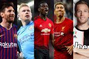 Covid-19 Usik Sepak Bola, Ini 5 Pemain Top Anjlok Performanya Musim Ini