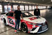 Ini Dia Mobil Balap Tim Michael Jordan di NASCAR 2021